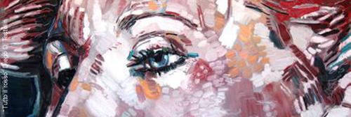 """""""Tutto il rosso"""" di Diego D. Testolin - dettaglio -"""