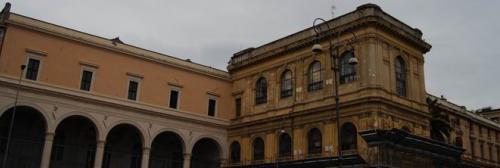 Spazi della Facoltà di Ingegneria a San Pietro in Vincoli