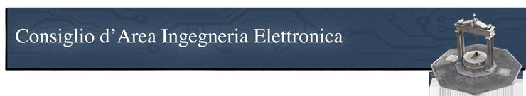 Sapienza - Consiglio d'Area Ingegneria Elettronica