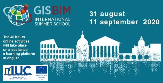 GIS BIM International Summer School