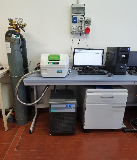 Calorimetro a Scansione Differenziale