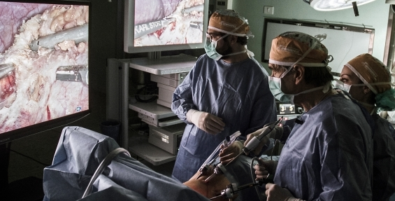 Benvenuti nel sito del Dipartimento di Chirurgia Pietro Valdoni