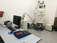 Spettrometro NMR BRUKER AVANCE 400