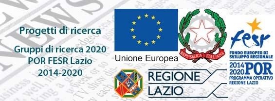 Gruppi di Ricerca 2020 POR FESR LAZIO 2014-2020