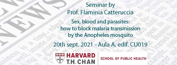 Sex, blood and parasites: how to block malaria transmission by the Anopheles mosquito