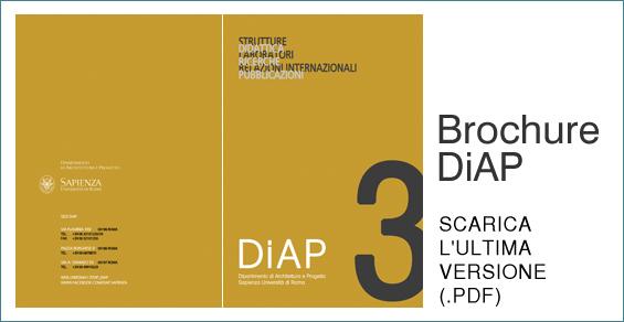 Miniatura Brochure DiAP