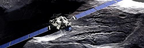 Il dipartimento Diet ha lavorato alla progettazione dello strumento a bordo della sonda che fornisce informazioni sulla struttura della cometa