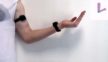 Sistema di riabilitazione per braccio e avambraccio MiND-LAB Sapienza