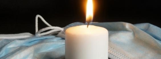 In memoria delle vittime del COVID
