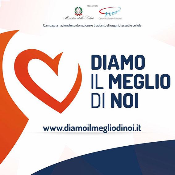 Campagna nazionale donazioni