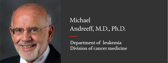 Prof. Michael Andreef
