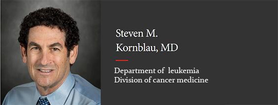 Vai alla pagina web del prof. Steven Kornblau