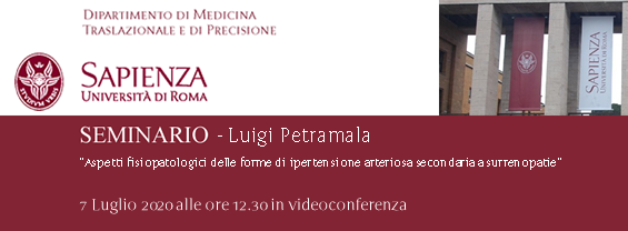 Seminario Luigi Petramala