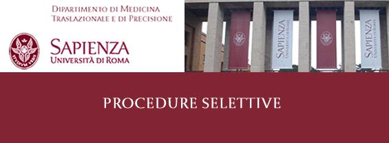 Procedure selettive per chiamata Professori di II fascia