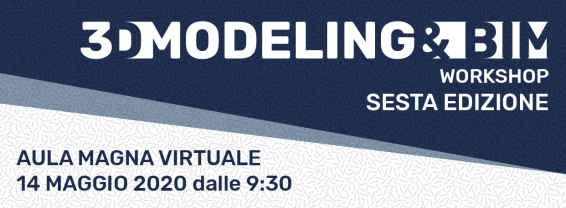 Workshop 3D Modeling & BIM