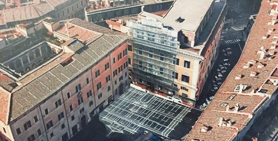 Benvenuti nel Dipartimento di Storia disegno e restauro dell'architettura