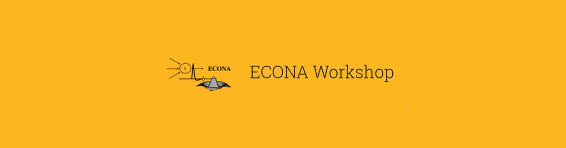 Econa Workshop 2018