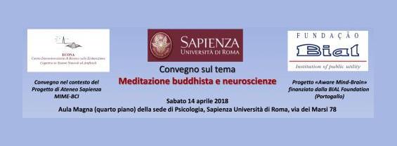 Convegno sul tema Meditazione buddhista e neuroscienze