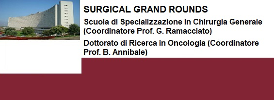 SURGICAL GRAND ROUNDS