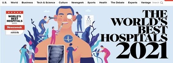 World's Best Hospitals 2021