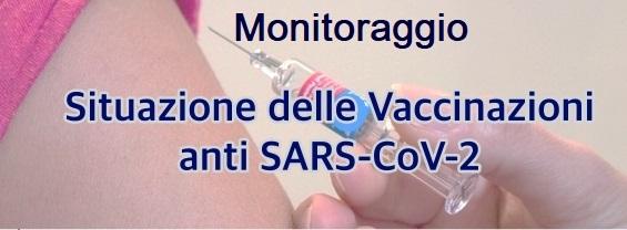 Monitoraggio delle Vaccinazioni anti SARS-CoV-2 per studenti dei Corsi di Laurea in Medicina e Chirurgia, Odontoiatria e delle Professioni Sanitarie