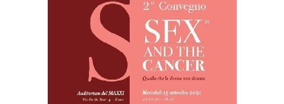 """""""SEX AND THE CANCER – QUELLO CHE LE DONNE NON DICONO"""""""