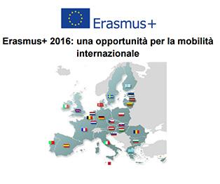 Locandina Erasmus 2016