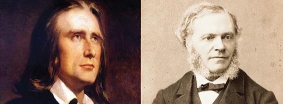 Il romanticismo di Liszt e Franck
