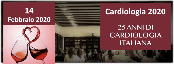 Cardiologia 2020  25 ANNI DI CARDIOLOGIA ITALIANA
