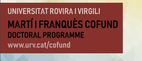 Martí i Franquès COFUND Doctoral Fellowship Programme