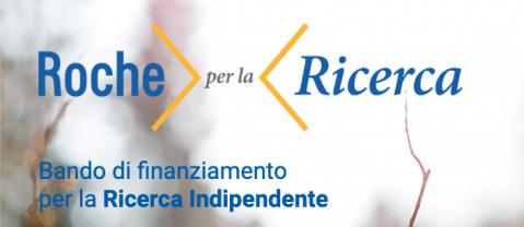 Pubblicato il bando Roche per la Ricerca 2019