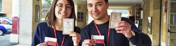 CARD studente valida per tirocinio formativo professionalizzante