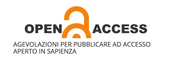Agevolazioni per pubblicare ad accesso aperto in Sapienza