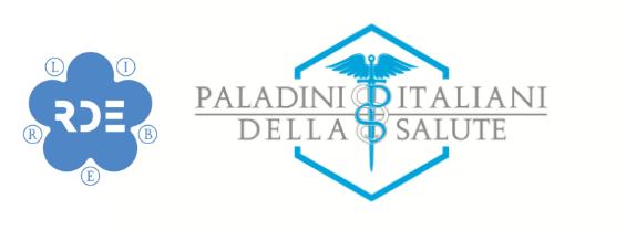 PALADINI ITALIANI DELLA SALUTE, progetto della casa editrice RDE