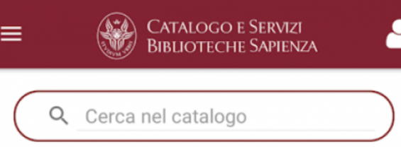 Sapienza Libraries app