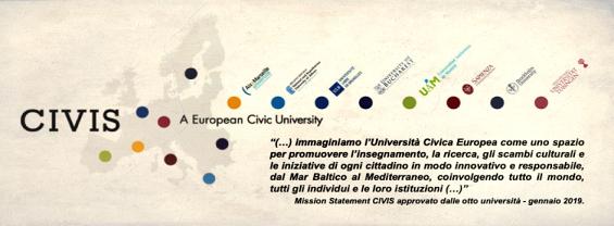 "Alleanza ""CIVIS - A European Civic University"""