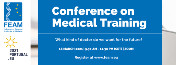 Conference on Medical Training – 18th March 2021