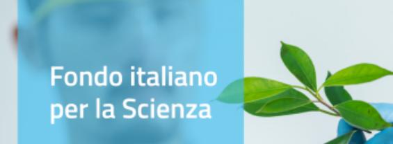 Primo bando del Fondo Italiano per la Scienza - Scadenza 27 Dicembre