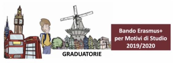 graduatorie di merito Erasmus+ della Facoltà di Farmacia e Medicina (area medica)