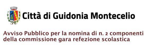 Avviso Pubblico della Città di Guidonia Montecelio