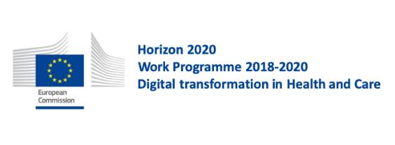 Horizon 2020 - bando Digital transformation in Health and Care