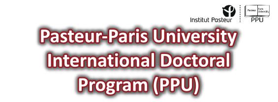 Pasteur-Paris University International doctoral program (PPU)