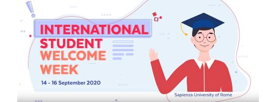 Sapienza International Student Welcome Week