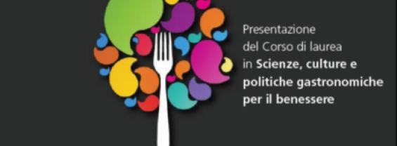 Corso di Laurea in Scienze, Culture e Politiche Gastronomiche per il Benessere