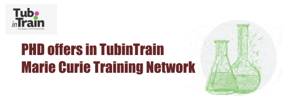 PHD offers in TubinTrain Marie Curie Training Network