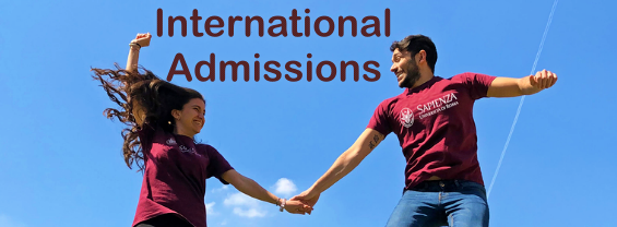 International Admissions: Required documents and enrolment procedures for foreign nationals
