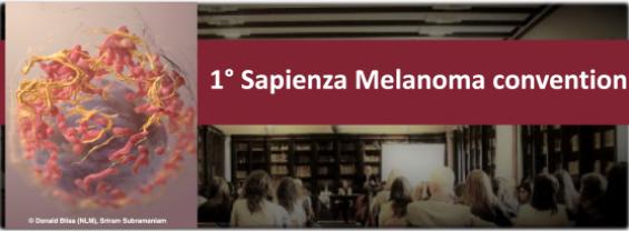 1° Sapienza Melanoma convention
