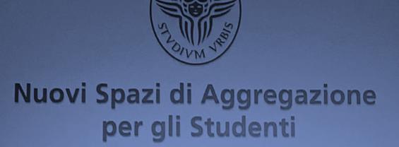 Nuovi spazi di aggregazione per gliStudentidelle Facoltà di Medicina
