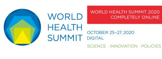October 25-27, 2020: World Health Summit 2020, completely online
