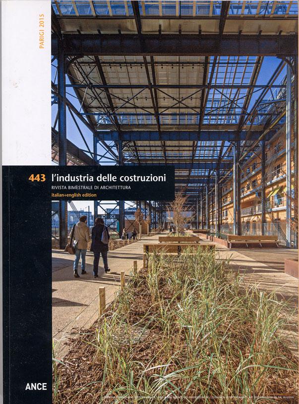 l'industria delle costruzioni n.443